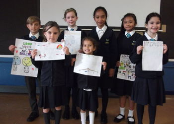 Anti-Bullying Poster Competition Winners